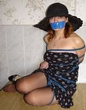 Sundress & Hat, Roped and Gagged: Patricia (Classic Video)
