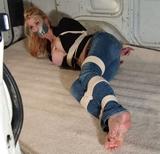 Barefoot Ride In The RopExpert Van