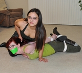 Lily, Lin - Bondage Fun and Games