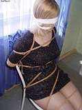 Britney Chair Tied