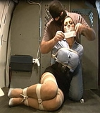 Ain't much in this life for free. But as along as they are willing to be bound and gagged RopExpert will always give a secretary a free ride to work!