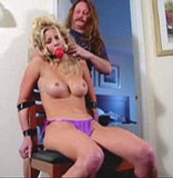 Brianna Stripped and Bound