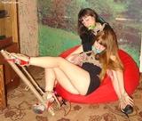Tigra, Wendy: High Heel Hotties Struggle