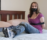 Taped and Gagged