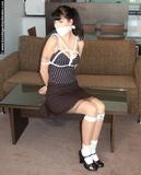 Sexy Mary Jane High Heels