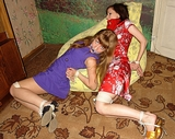 Tigra & Wendy: Double Trouble!