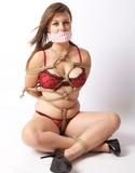 Briseiis Stripped Shabari Bondage