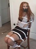 On The Floor and Bound In The Chair: Olivia Simon