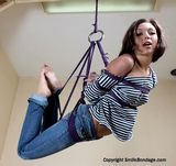 Swinging and Smiling