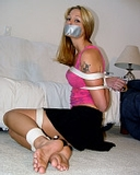 Jessi Tightly Roped