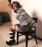 Emily Addison Sweater Bondage