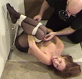 Bondage ... Just For Fun<br>5+ Minute Bondage Video