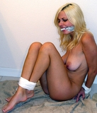 Danielle's Shower. 12:51 Minute Video: This bitch will do what I say! If she does not do what I say, she will never get free. Full Length, nude, naked, cleave gagged, blonde, bare feet