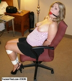 Sexy Office Chair Struggle