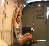 Sasha Fae: Helplessly Roped In The RopExpert Van