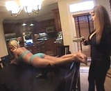 Destiny & Stacie Lynn: Stripped & Bound, Tied Up!
