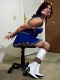Kimberly Marvel Is The Captured Cheerleader