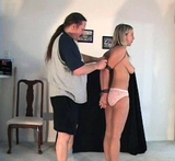 Tabitha's Erotic Encounter With Very Thin Rope
