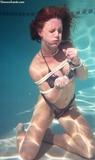 Underwater Escape Attempt starring Sheena Sands