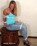 Ginger in Bondage - She Wanted To Find Out