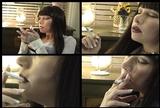 Fiona Smoking - 05 (Large 640x480)