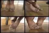 Fiona's Feet - Beige - 01 (Large 640x480)