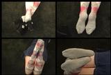 Fiona's Knee High Socks - 01 (Large 640x480)