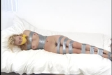 DWN-24 B - Bound, Gagged and Nude!