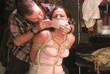 DWN-31 D - Dressed Up & Trussed Up Nice and Nude!