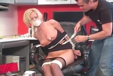 DWN-31 E - Dressed Up & Trussed Up Nice and Nude!
