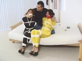 DW-51 J   Gagged Girls Compilation # 2