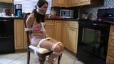 Lola Pearl Sockgagged, Groped, Humiliated & Frustrated!