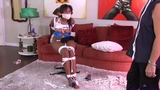 Taylor Summers is a Tightly Hogtied & Pantygagged HOA President Put In Her Place!