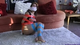 Kitty Double Sockgagged & DUPED in Babysitter Trials & Tribulations!