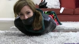 Lucy Purr is a Tightly Mummified & Gagged Nosy Reporter!********39 MINUTES LONG******