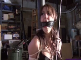 Paige Erin Turner Demands to be a Tightly Bound & Gagged Co-Operative Captive!