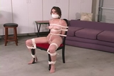 DW-18 F - Pantyhosed Bound Babes