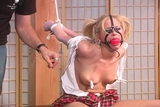 DW-30 D - Bound, Gagged, and Pinned!