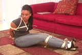 DW-43 C - Bound and Gagged Babysitters!
