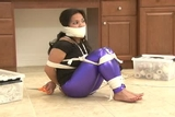 DW-47 C - Blackmailed into being Bound and Gagged!