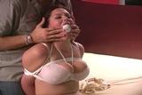 DW-48 F - Hot Babes Bound & Gagged in Bra & Panties