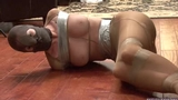 Serene Isley  Pantyhose Encased Escape Attempts