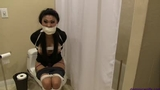 Nicole is a Tightly Bound, Gagged, and Humiliated Babysitter!
