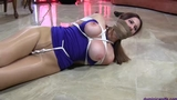 Lilian Stone Tightly Hogtied, Triple Gagged & Humiliated by a Jilted Co-Worker!