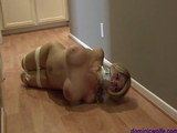 Carissa Montgomery Squirming Across the House in Nude Escape Attempts 01