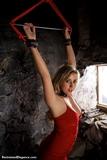 RE1352: Katie Anna Rockin' The Red Dress