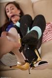 RE1588: Businesswoman Sophia Smith vs. The Shoe Thief