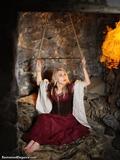 RE1523: Chloe Toy Captured Viking Princess