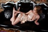 SS0447S: Irene short satin dress WOW!