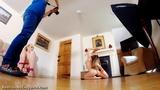 VID0446: Ariel Sophia Ayla Art Nude Pose-Off